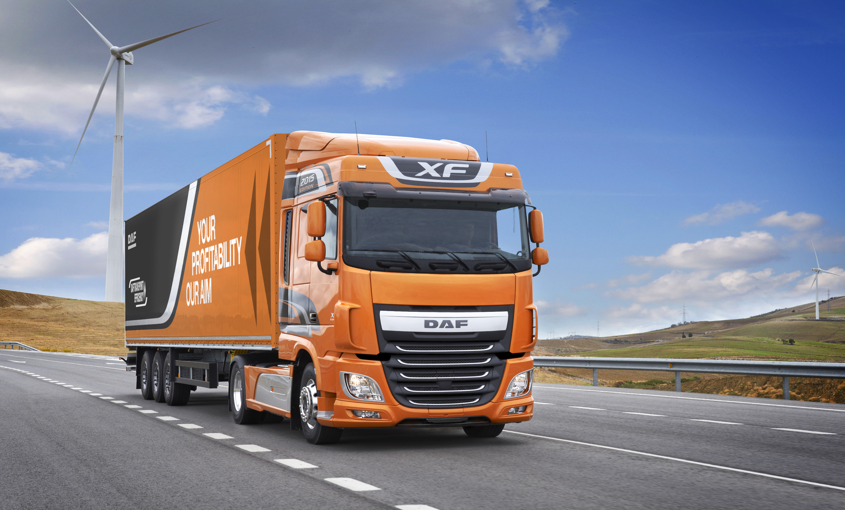 DAF Transport Efficiency