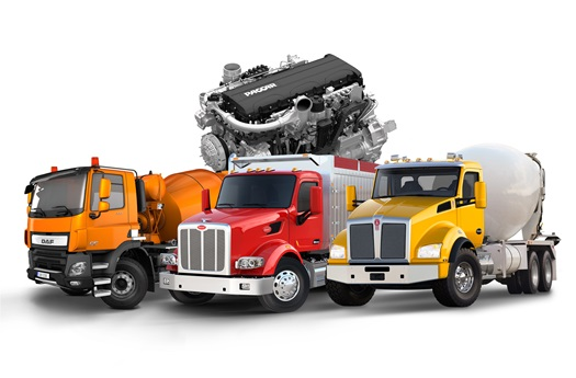MX-11 and PACCAR range