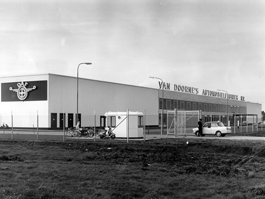 50 years of DAF production in Belgium