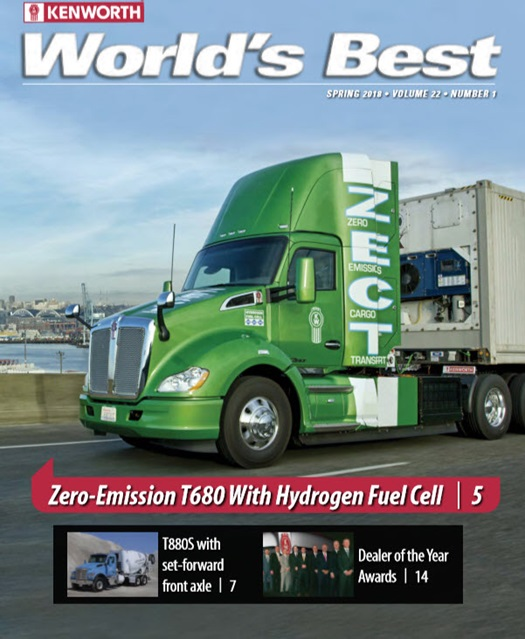 Kenworth magazine