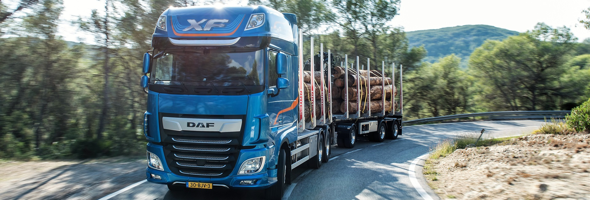 DAF XF Truck of the Year Northern Ireland