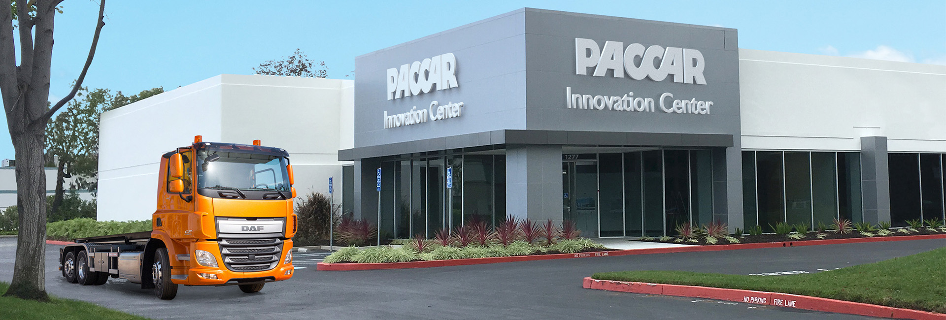 PACCAR Innovation Center PR